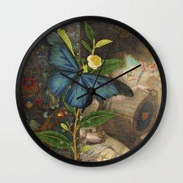 Smitten Wall Clock