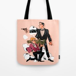 Search and Destroy 2 Tote Bag