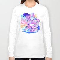 hydra Long Sleeve T-shirts featuring HYDRA by Ginseng&Honey