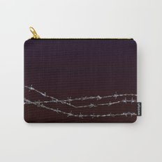 Barbed wire Carry-All Pouch