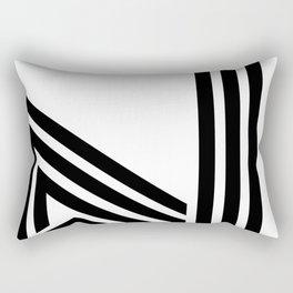 Hello III Rectangular Pillow