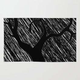 The black tree design, just shop Rug