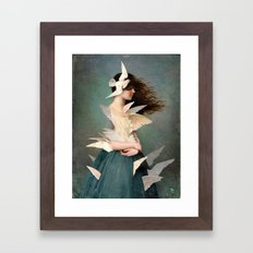 Metamorphosis Framed Art Print