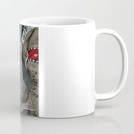 Sprocket at Ease Coffee Mug