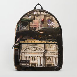 Opera Garnier night Backpack