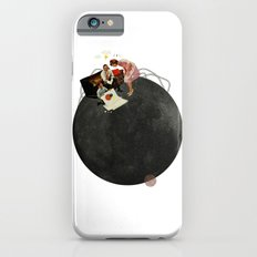Life on Earth  | Collage | White Slim Case iPhone 6s