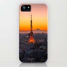 TOKYO 01 iPhone Case