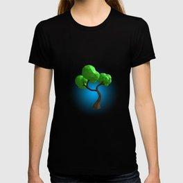 Cute Polygon Tree! T-shirt