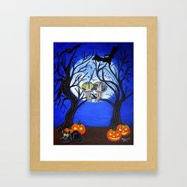 Halloween-6 Framed Art Print
