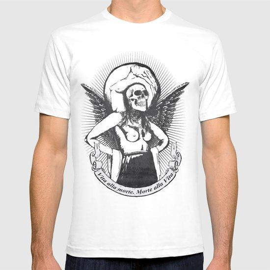Vita alla morte. Morte alla Vita. T-shirt