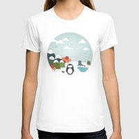 biology T-shirts featuring South Pole by Find a Gift Now