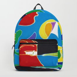 Viewpoint            by Kay Lipton Backpack