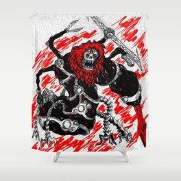 Calamity Ganon Shower Curtain