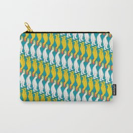 Did You Say Something?  Carry-All Pouch