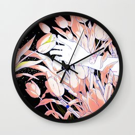 Ouch. Wall Clock