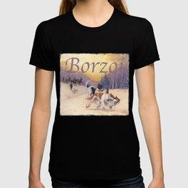The Borzoi T-shirt