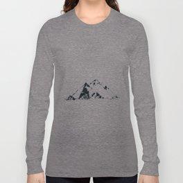 Splaaash Series - Pyramids Ink Long Sleeve T-shirt