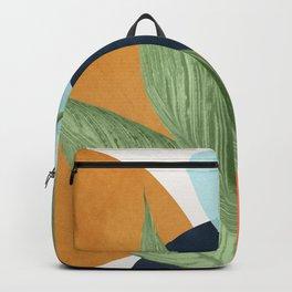 Nature Geometry VIII Backpack