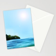 The Happy Isle Stationery Cards