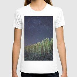 Wheat Field Planetarium T-shirt