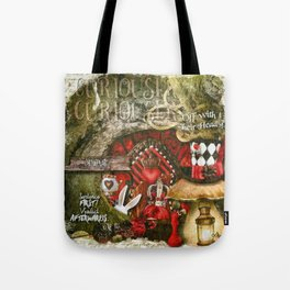 Queen of the Hearts Tote Bag