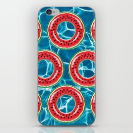 Water-melons iPhone Skin