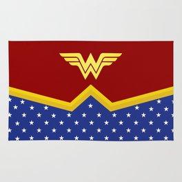 Wonder Of Woman - Superhero Rug