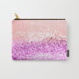 Tropical Summer Lady Glitter #3 #shiny #decor #art #society6 Carry-All Pouch