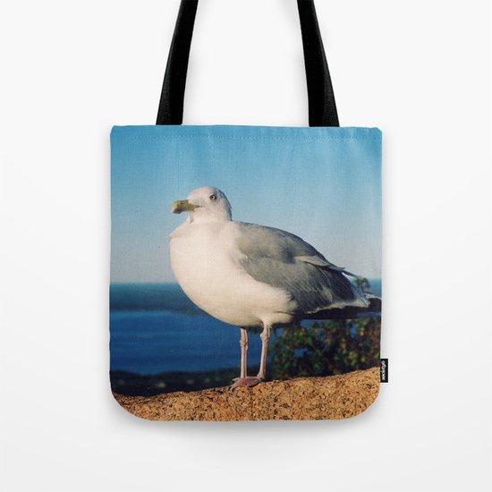 Brooklyn Gull Tote Bag