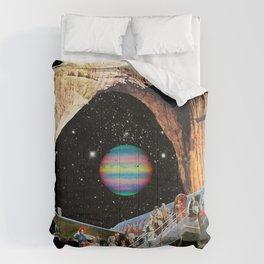 Destined to Destination Comforters