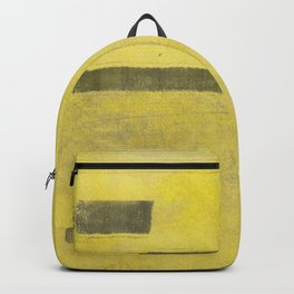 Stasis Gray & Gold 3 Backpack