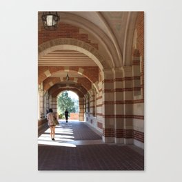UCLA Canvas Print