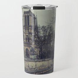 Notre Dame 1 Travel Mug