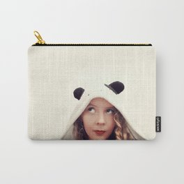 Panda Onesie Nomi Carry-All Pouch