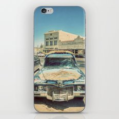 Ride of a Lifetime iPhone Skin