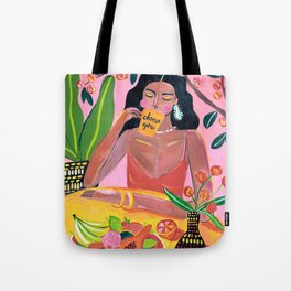 Choose you Tote Bag