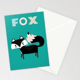 Frankie Fox Stationery Cards