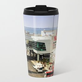 Shop by the Bay Travel Mug