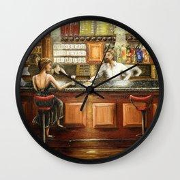 The Tapas Bar Wall Clock