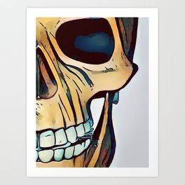 Ready For My Close-Up Art Print