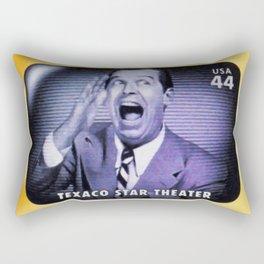 Texaco Star Theater Rectangular Pillow