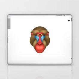 Compasses mandrill Laptop & iPad Skin