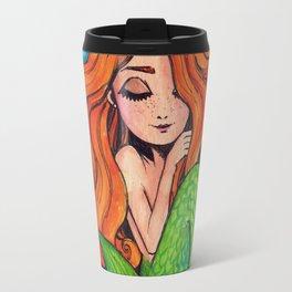 ... mermaid ... Travel Mug