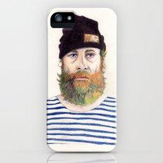 Sailor D iPhone (5, 5s) Slim Case