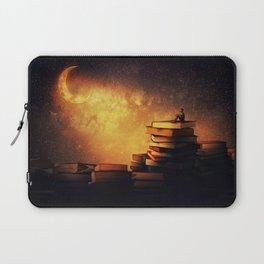 midnight tale Laptop Sleeve