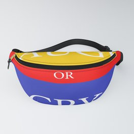 LAUGH or CRY Fanny Pack