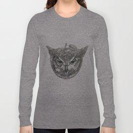 Owl Be Watching Long Sleeve T-shirt