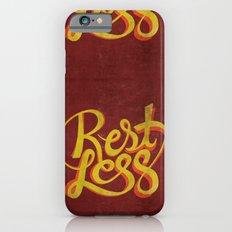 RestLess. Slim Case iPhone 6s