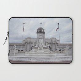 Amtrak terminal (train station) - Washington D.C Laptop Sleeve