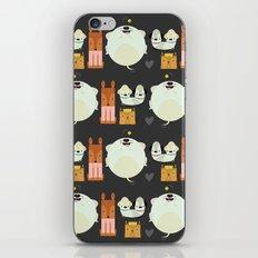 Perrijos iPhone & iPod Skin